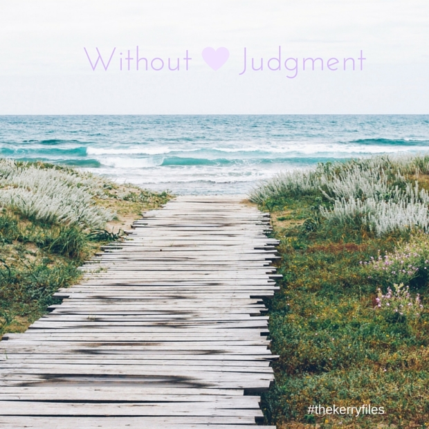 withoutjudgment